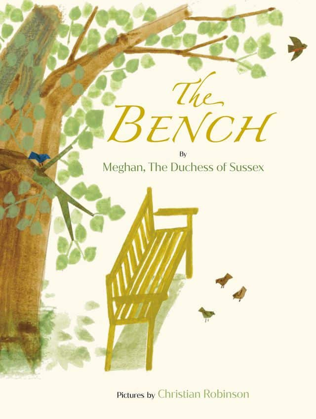 how to order meghan markle's new book the bench on amazon